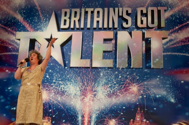 Susan Boyle impresses audiences at the Britain's Got Talent auditions