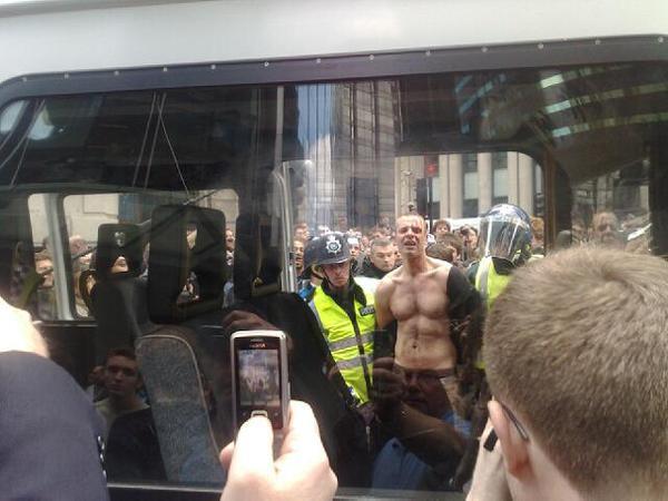 G20 Arrest